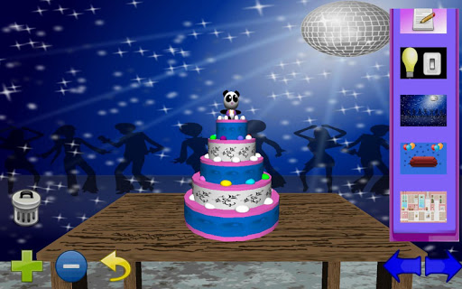 Cake Designer 3D 1.5 screenshots 1