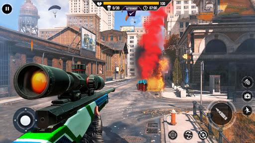 Cover Strike 3D: MultiPlayer FPS Shooting Games 1.0 screenshots 7