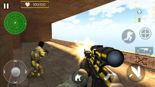 Counter Terrorist Strike Shoot  screenshots 23