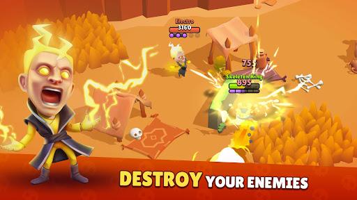 Magic Arena: Battle Royale screenshots 10