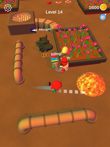 Hiding Race 3D modavailable screenshots 12