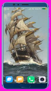 Ship Wallpaper Best 4K