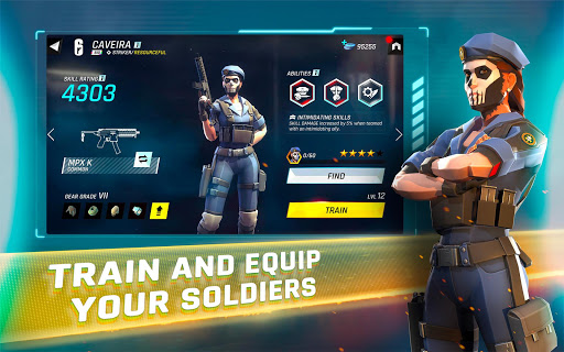 Tom Clancy's Elite Squad - Military RPG 1.4.5 screenshots 16