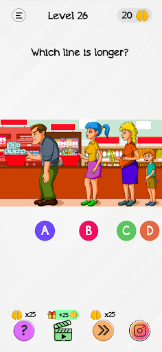 Braindom: Tricky Brain Teasers, Test, Riddle Games 1.4.1 Screenshots 19
