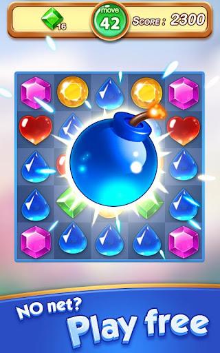 Jewel & Gem Blast - Match 3 Puzzle Game  screenshots 10