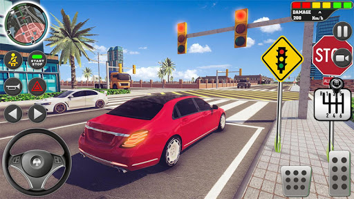 City Driving School Simulator: 3D Car Parking 2019 modavailable screenshots 20