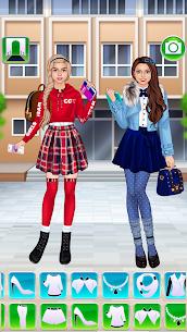 High School BFFs Cool Girls Team APK 5