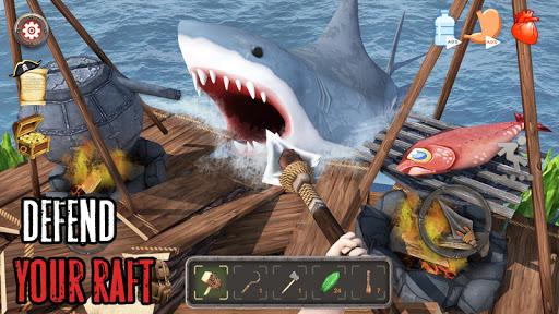 Survival Raft: Lost on Island - Simulator 3.7.0 screenshots 5