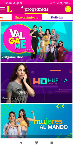 latina screenshot 3
