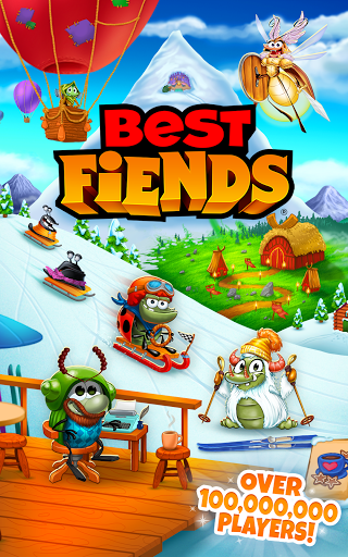 Best Fiends - Free Puzzle Game 8.9.0 screenshots 23