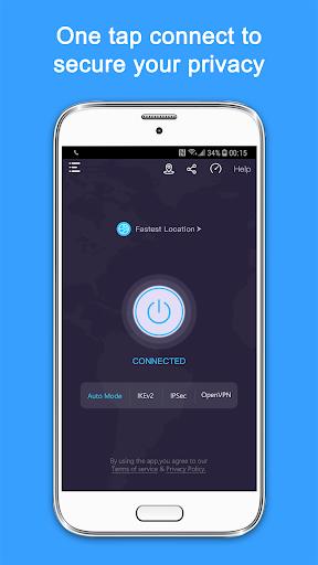 VPN Super - Free VPN Proxy Server & Secure App Screenshots 1