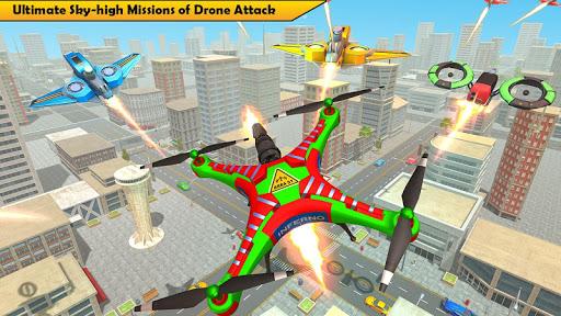 Drone Robot Transforming Game 2.3 screenshots 7