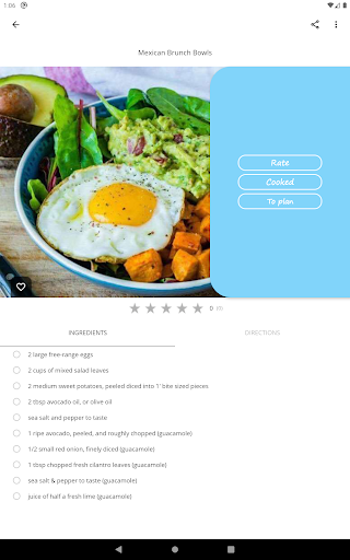 Diet Recipes 5.77 screenshots 9