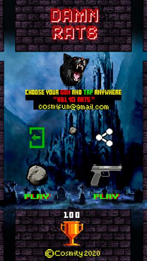 Dead Trigger – Shoot to Kill Rat Hunting APK MOD (Astuce) screenshots 1