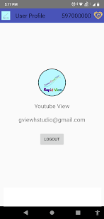 Rapid View (Increase Views 4 Channel) Screenshot