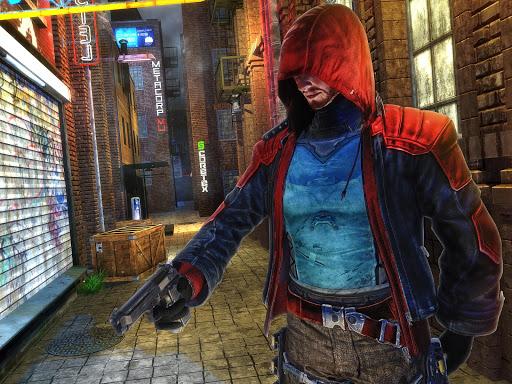 Incredible SuperHero Games : Crime City Gangster screenshots 14
