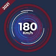 GPS Speedometer: HUD Odometer App