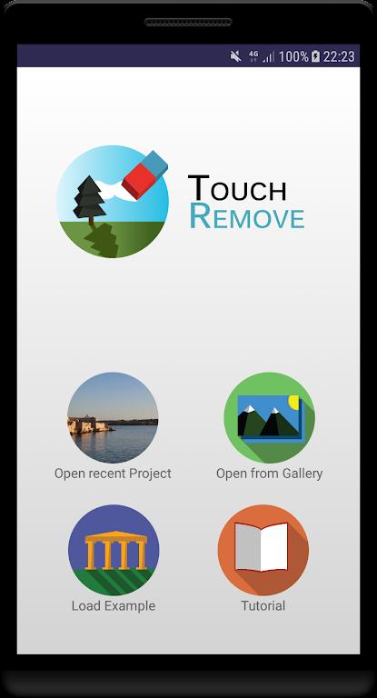 TouchRemove  poster 4