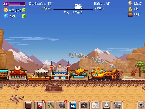 Tiny Rails 2.10.04 screenshots 12