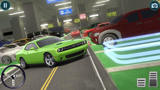 Luxury Car Parking Mania: Car Games 2020 apkslow screenshots 9