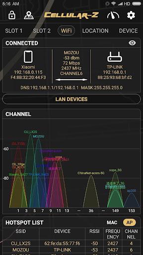 Cellular-Z  screenshots 2