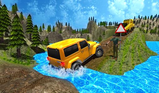 Offroad Racing 3D 8 screenshots 1