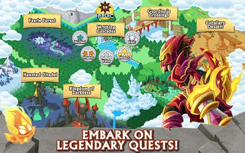 Knights and Dragons APK 5