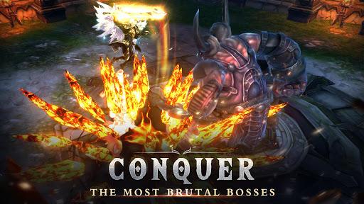 Télécharger Realm of Chaos: Battle Angels APK MOD (Astuce) screenshots 1