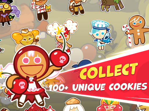 Cookie Run: OvenBreak - Endless Running Platformer 7.102 screenshots 11