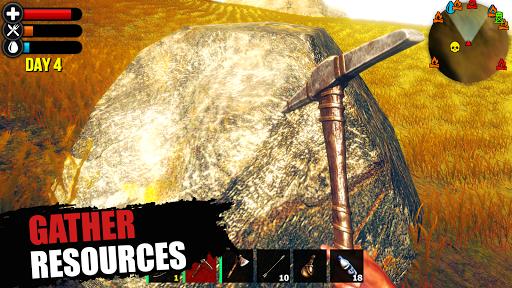 Just Survive Ark: Raft Survival Island Simulator  Screenshots 4