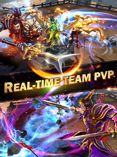 Dynasty Legends: True Hero Rises from Chaos Apkfinish screenshots 7