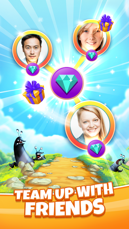 Best Fiends Stars - Free Puzzle Game poster 20