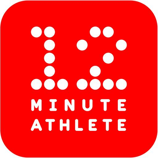 12 Minute Athlete HIIT Workout icon