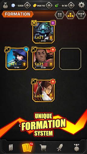 Heroes of Elements: Match 3 RPG Puzzles Battle 1.1.38 screenshots 6
