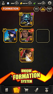 Heroes of Elements: Match 3 RPG Puzzles Battle