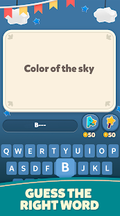 Words & Ladders: a Trivia Crack game Screenshot
