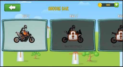 KTM Climb - Moto Bike Race Climb apktreat screenshots 2