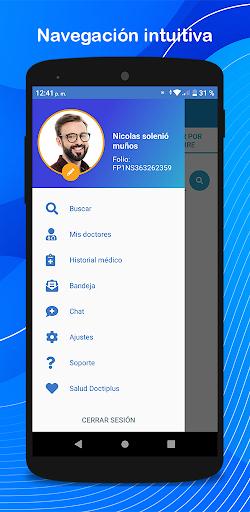 Doctiplus Chat Mu00e9dico - Doctores en lu00ednea 24/7  Screenshots 2
