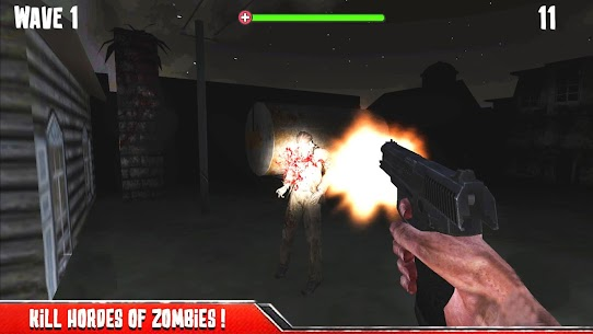 Dead City Walkers – Zombies Survival Shooter Hack Online (Android iOS) 2