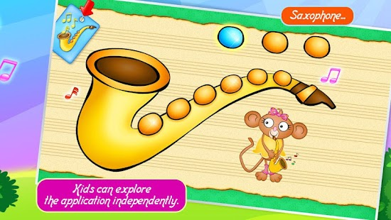 123 Kids Fun Music Games Free Screenshot