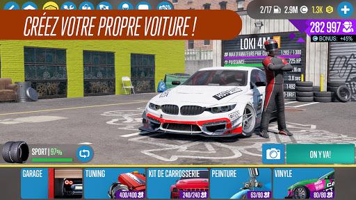 CarX Drift Racing 2 APK MOD – Pièces de Monnaie Illimitées (Astuce) screenshots hack proof 1
