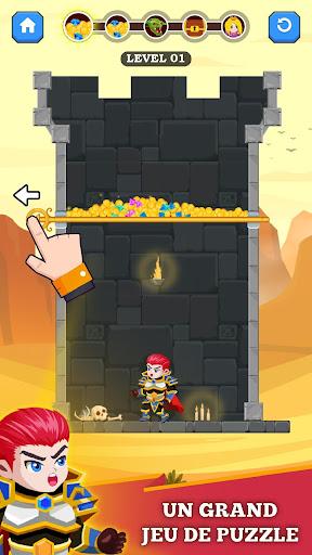 Télécharger Hero Rescue APK MOD (Astuce) screenshots 1