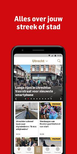 AD - Nieuws, Sport, Regio & Entertainment modavailable screenshots 3