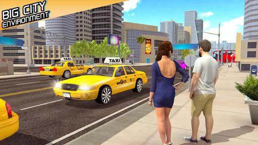 Taxi Simulator 2020  screenshots 1