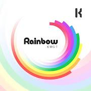Rainbow Kwgt