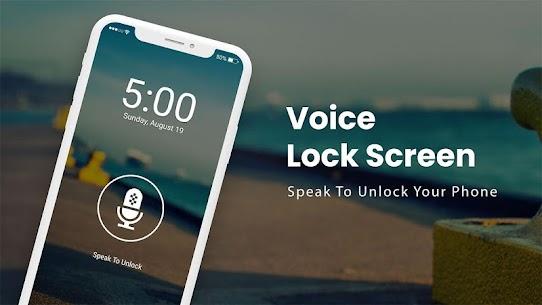 Voice Screen Lock – Unlock Screen By Voice (PRO) 2.2 Apk 1