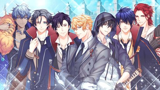 WizardessHeart - Shall we date Otome Anime Games 1.9.0 screenshots 16