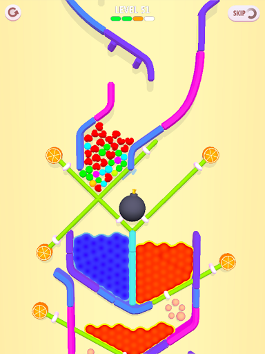 Pin Balls UP - Physics Puzzle Game  screenshots 17