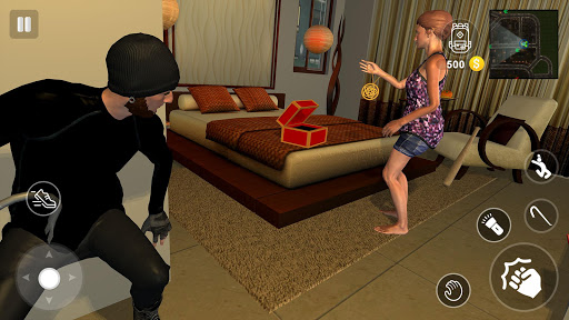 Heist Thief Robbery - Sneak Simulator 7.7 screenshots 1