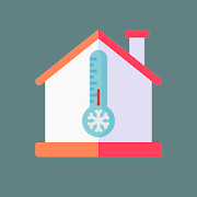 Room Temperature Thermometer (Inside, Outside)